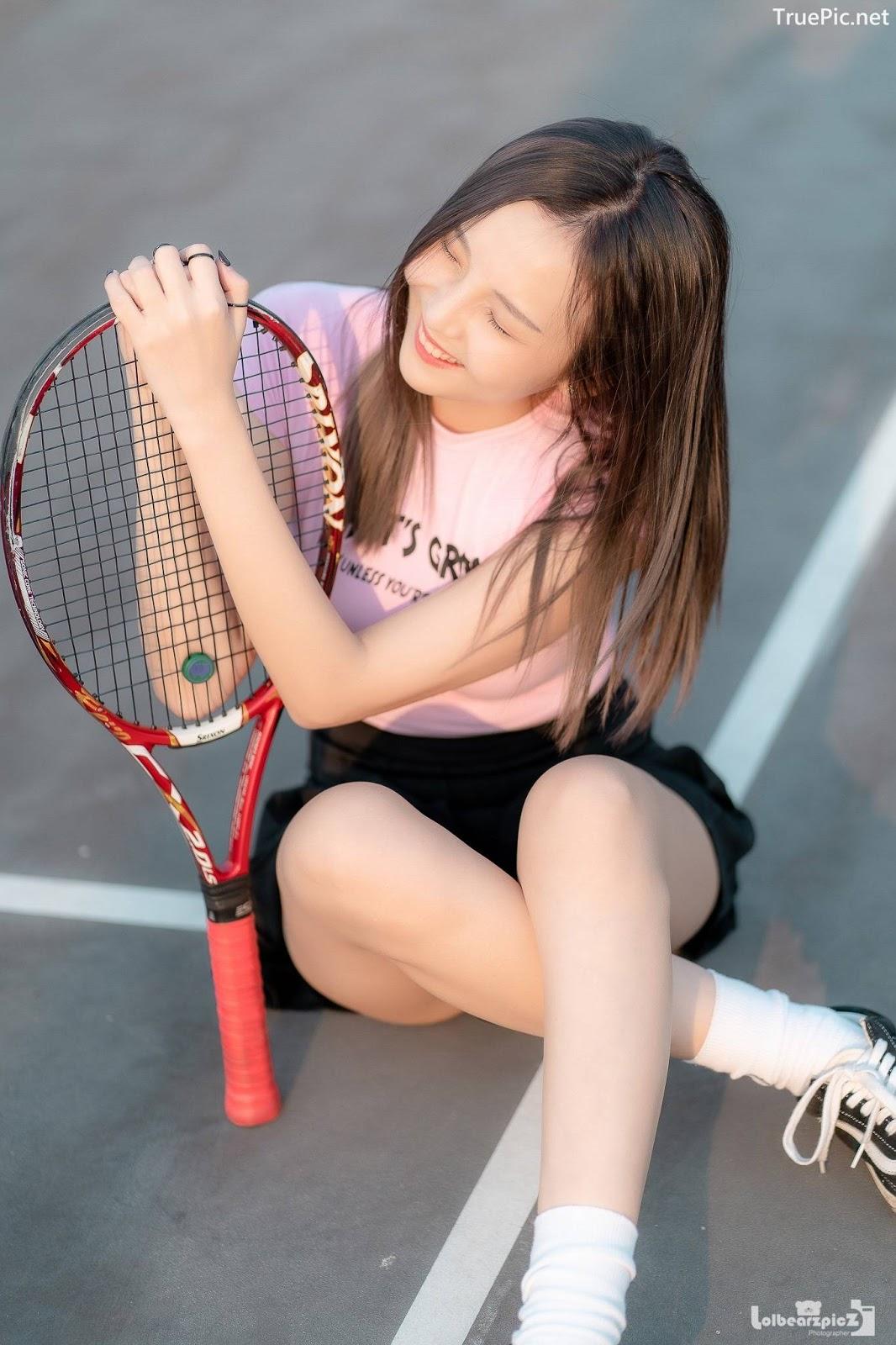 Image Thailand Model - Pattanan Truengjitrarat - Cute Sports Girl - TruePic.net - Picture-8