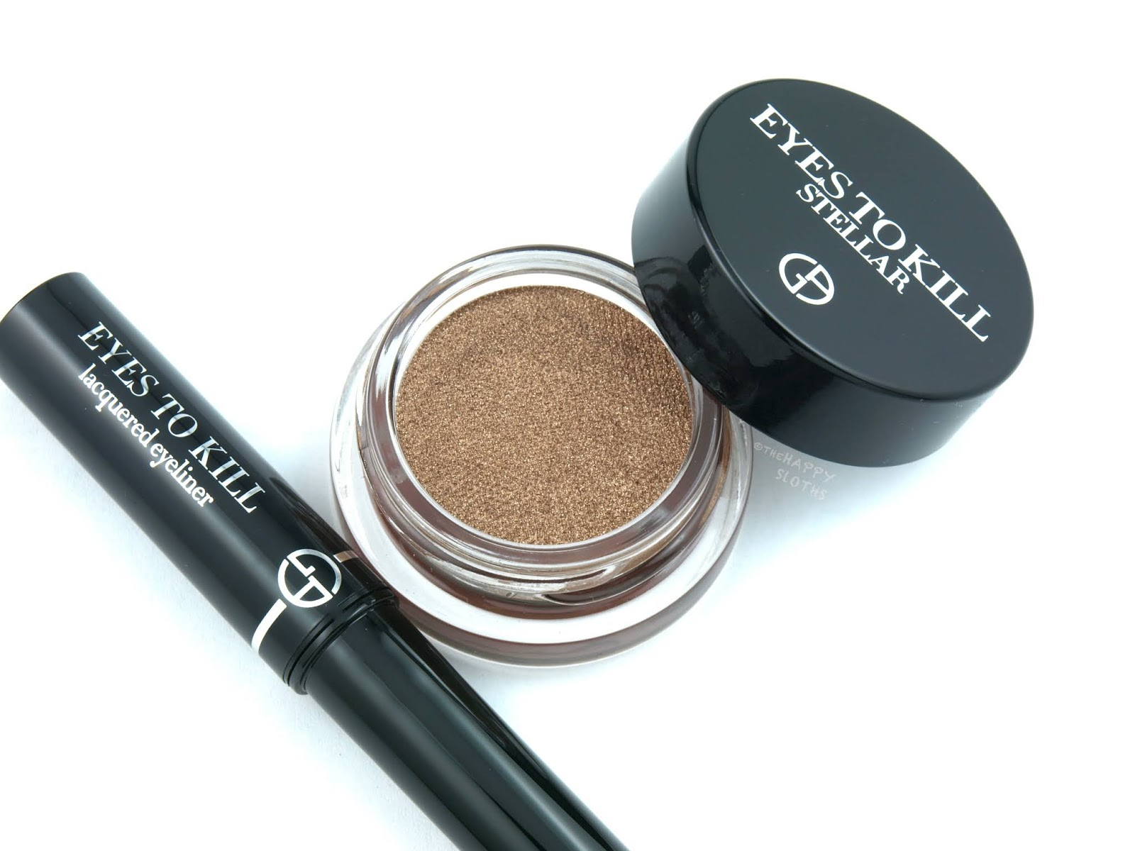 "Giorgio Armani Beauty | Eyes to Kill Stellar Eye Color in ""4 Stardust"": Review and Swatches"