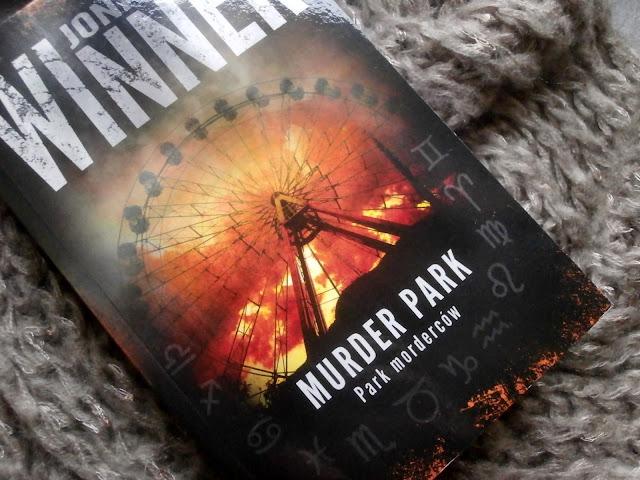 Murder Park. Park morderców - Jonas Winner [przedpremierowo]