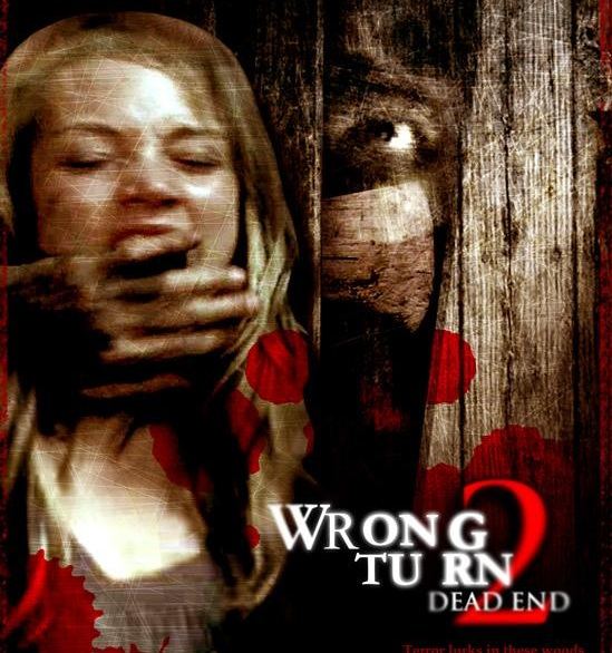 WRONG TURN 2 : DEAD END 2007 ONLINE