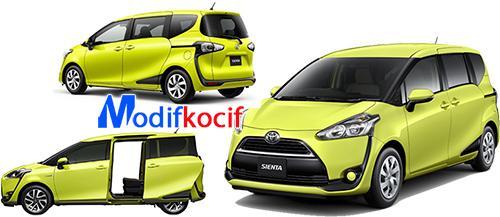 Gambar Harga Toyota Sienta
