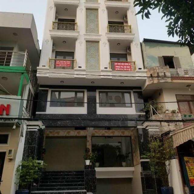 Bán toà nhà CHDV đường số Tân Quy gần Mai Văn Vĩnh 26 phòng