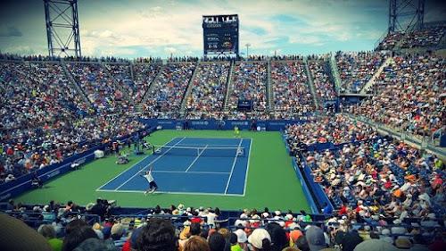 Jenis lapangan tenis