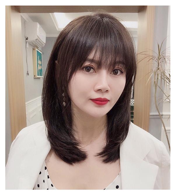 mẫu tóc trung niên cực đẹp