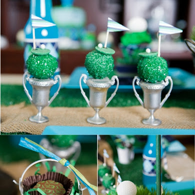 Golf Birthday Party Printables