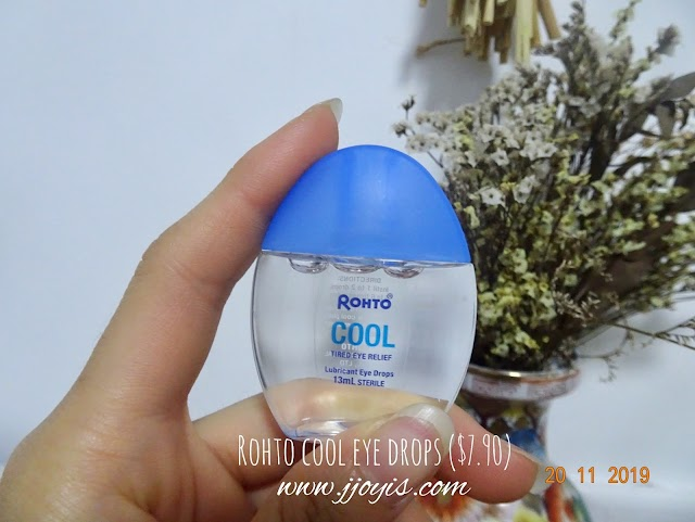 Review: Rohto Eye Drops Cool