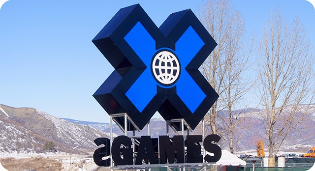 Winter X Games Aspen 2014
