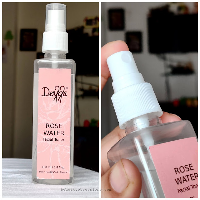 Pure Rose Water from brand Deyga