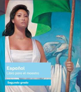 Español Libro para el maestro Segundo Grado Ciclo Escolar 2016-2017
