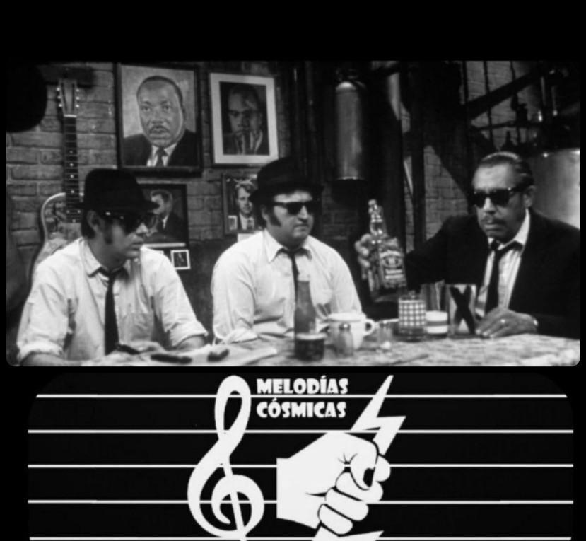 Podcast Granujas a todo ritmo y los Blues Brothers