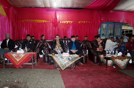 Hadiri Silaturahmi Kerukunan Keluarga Koronggadang, Ini Pesan Irwan Basir Datuk Rajo Alam