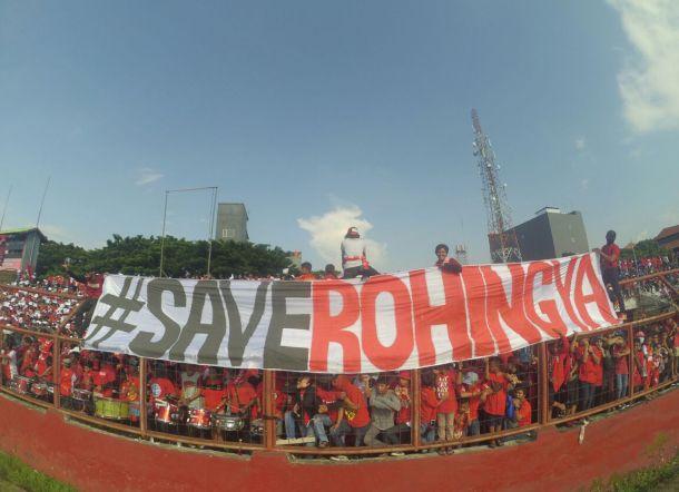 Dukungan The Macz Man Untuk Etnis Rohingya