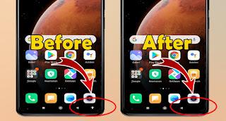 Cara Menghilangkan Tombol Aksesibilitas Di HP Xiaomi