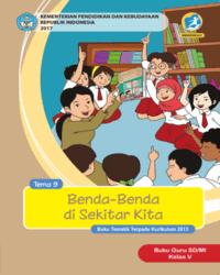 Buku tema 9 Guru Kelas 5 k13 2017