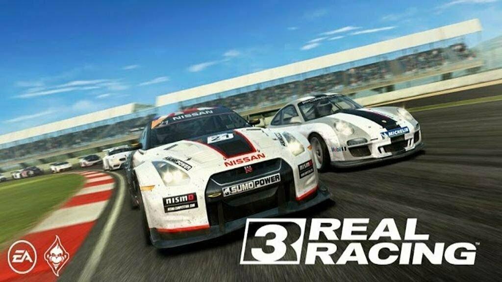 تحميل لعبة real racing 3 مهكرة