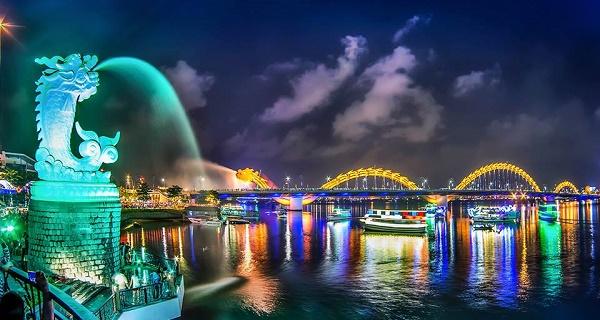 Cầu Rồng sông Hàn - TP. Đà Nẵng
