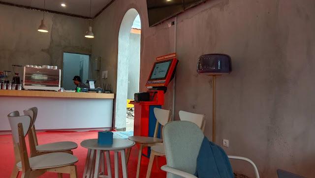 loko coffee shop stasiun purwokerto