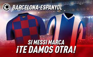 sportium promo Barcelona vs Espanyol 8 julio 2020