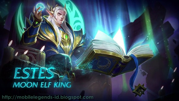 Estes Moon Elf King Mobile Legends