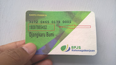 Nomor KPJ