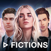 Fictions : Choose your emotions Apk Game free Download
