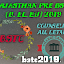 Rajasthan Pre Bstc (D.El.Ed) Counselling | Start 2019 First Counselling | 05-07-2019 | Top Rajasthan Gk