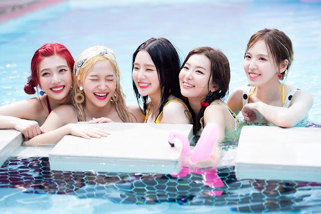 Biodata dan Profil Red Velvet