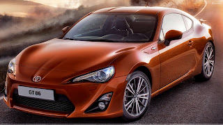 Toyota 86 GT HD images,