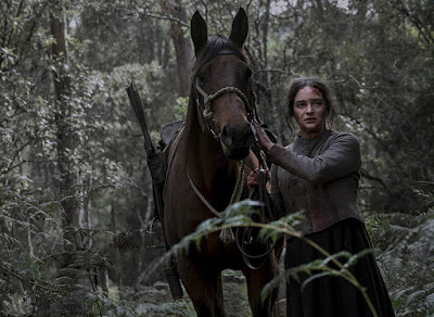 Aisling Franciosi in The Nightingale (2019)