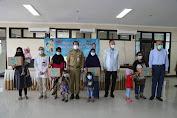 Walikota Jakarta Utara Berikan 108 Paket Bantuan Untuk Penanggulangan Kasus Stunting