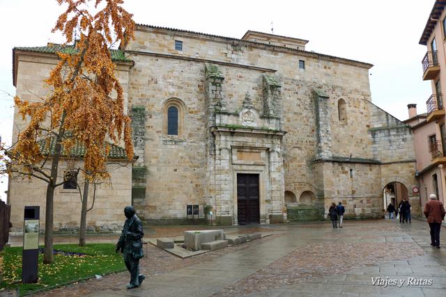 Iglesia de San Pedro y San Ildefonso de Zamora