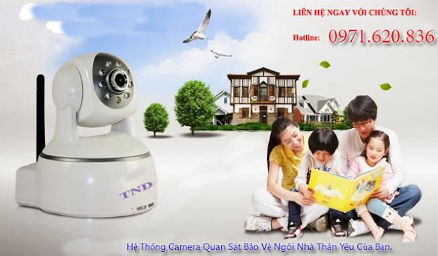 Lắp Đặt Camera Quan Sát Huyện Mê Linh