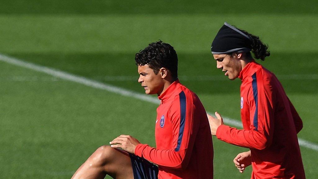 PSG confirm Cavani, Silva will leave club this summer