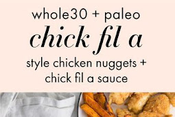 Whole30 Chicken Nuggets Recipe (Paleo, Chick-Fil-A Method)