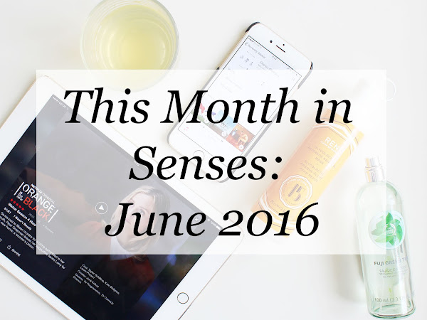 This Month in Senses
