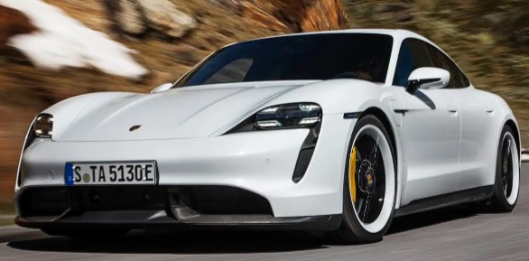 2020 Porsche Electric Taycan Review