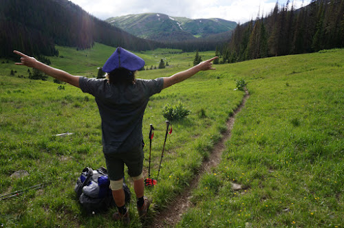 Southern San Juan Mountains along the Continental Divide Trail, Part 1
