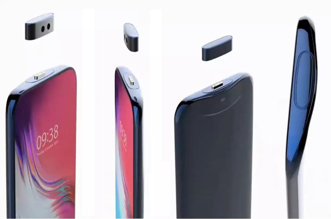 Vivo unveil new Smartphone with detachable Camera in hindi