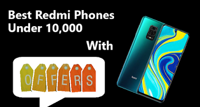 Best redmi phones under 10000
