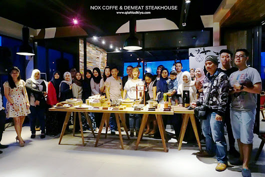 Cafe Makassar : Opening Demeat Steakhose & Nox Coffee