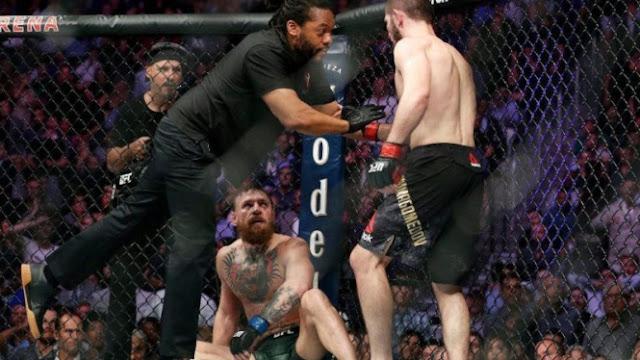 McGregor Minta Maaf ke Khabib Nurmagomedov?