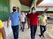 Coordenador regional do PRO Piauí, Rubens Vieira visita cidades do litoral piauiense