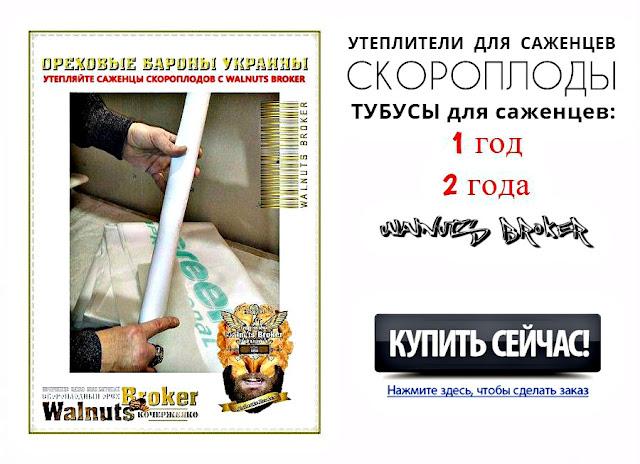 Утеплитель саженцев ореха сорт Идеал, Кочерженко, Иван Багряный от Walnuts Broker