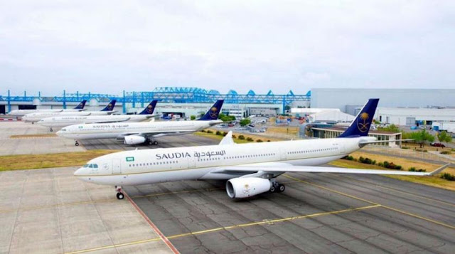 Saudi Arabia suspends All International Flights from 15th March for 2 Weeks