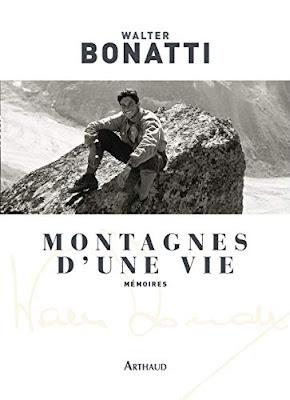 Montagnes d'une vie - Walter Bonatti - Arthaud