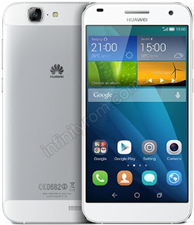 Huawei Ascend G7 L01 Official ROM (UPDATE APP) SD Card Update