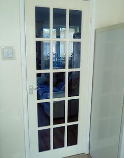 Glazed doors
