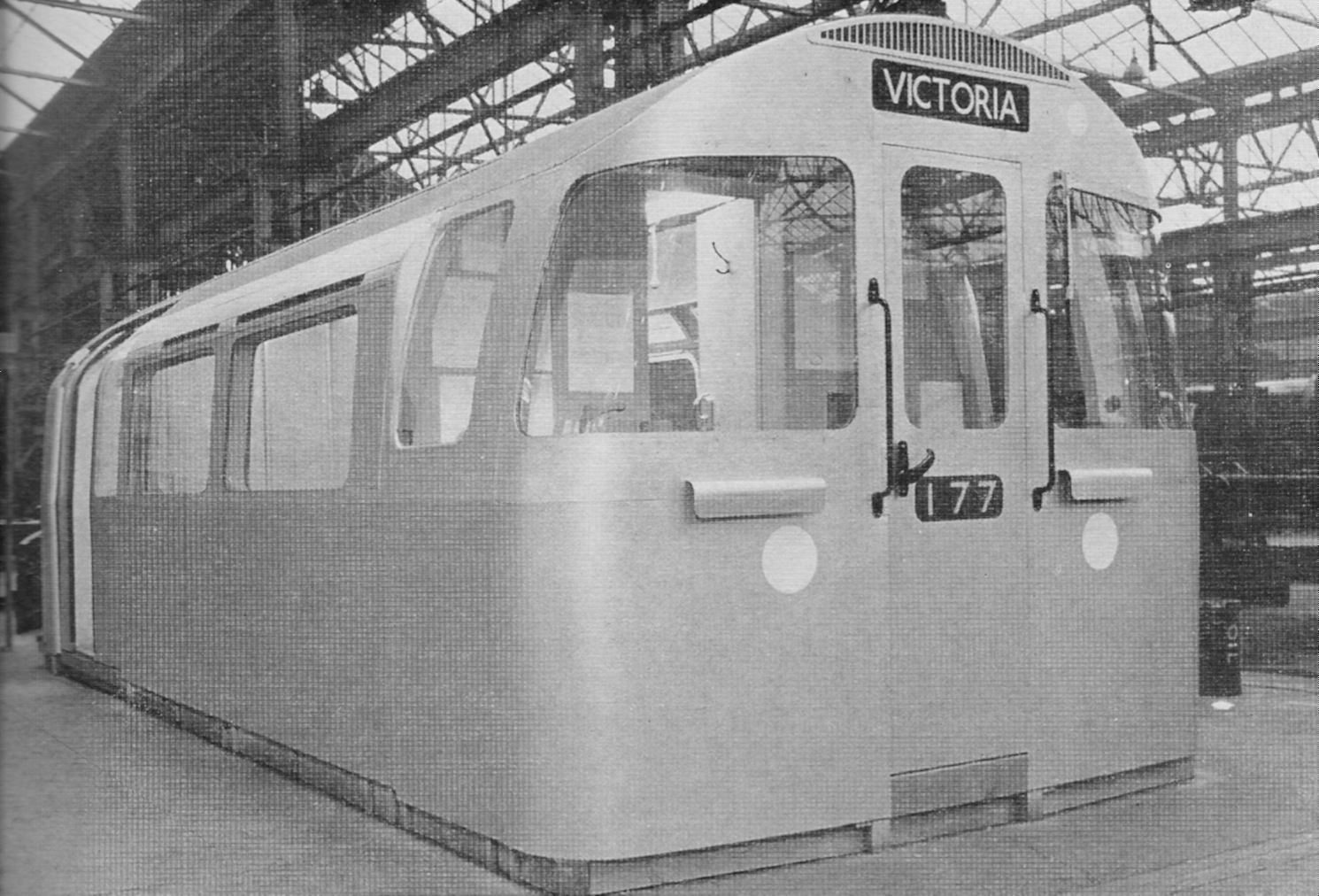 1967+tube+stock+mock+up+2.jpegpjF - The Victoria Line's really big 50th birthday!