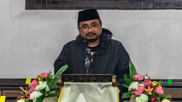 Menag Yaqut Sepakat dengan Pernyataan Dudung soal Semua Agama Benar