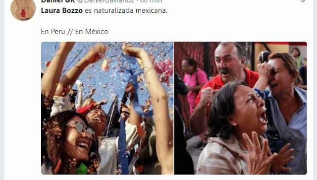 Los memes luego de confirmarse que Laura Bozzo es mexicana